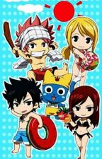 Fairy Tail Vacation by ilovebooks0723