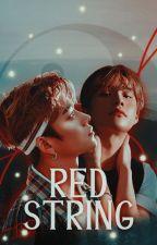 red string ⇢  luwoo by devilsvogue