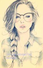 The girl behind the glasses by Sekondah