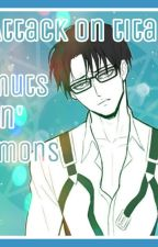 ATTACK ON TITAN x reader oneshots LEMONS N' SMUTS 🍋 (accepting request) by OTAKU_GHOUL