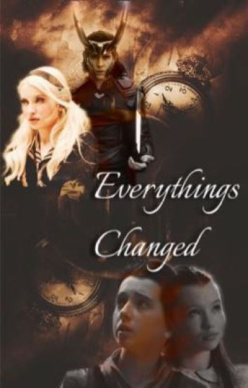 Everything's changed
