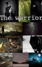 the warrior by IkBenIkWieIkBen