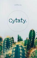 Cytaty. by malutkaperelka