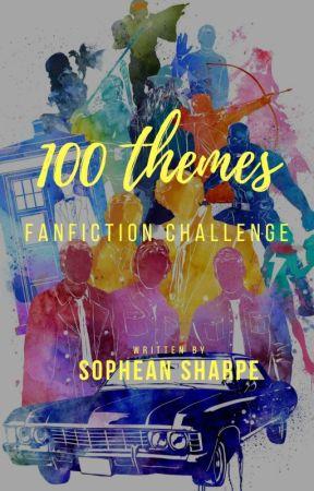Fanfiction challenge by Szofiiis
