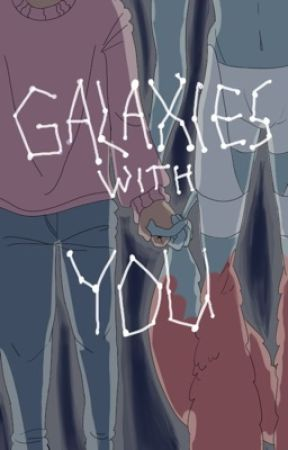 Galaxies with you by charroltin