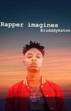 Fine ass rapper imagines by baabymeeky