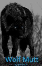 Wolf Mutt by Dinoblue