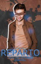 Reparto Para Tus Historias (Chicos) by xpinkspark
