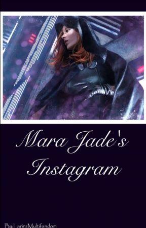 Mara Jade's Instagram by LarinzMultifandom