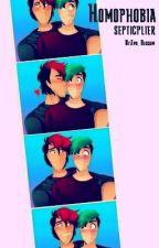 Homophobia  by Emo_Blossom