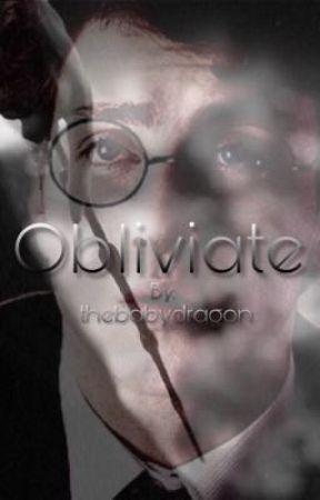 Obliviate by thebabydragon