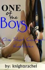 One of the Boys- One Shot Contest by kaetilden