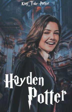 Hayden Potter ➡️ Hermione Granger by king_toby-parker
