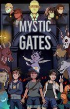 Mystic Gates by kaylainkstar