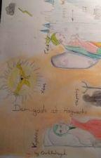 Demigods at Hogwarts (Livre 1 ) [Traduction] by Nina13122003