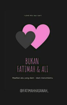 Bukan Fatimah Ali Prolog Wattpad