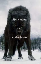 Alpha Jasper and Alpha Xavier by iamcrazy2020