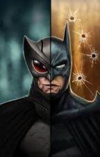 BAT MAN worlds apart by AzraelHunter