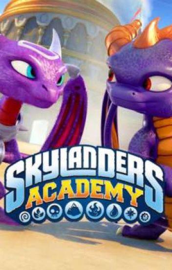 skylanders academy: spyro's family - lex - Wattpad