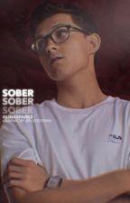 sober     tom holland by LINASPARKS