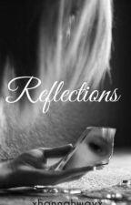 Reflections - Tay Jardine & Jenna McDougall (Wattys2015) by itshvnnvh