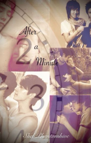 After a Minute (A Super Junior Fanfiction)