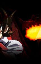 High School DXD: Issei 'El Dragon Santo' by PrincessCarmesi