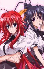 High School DxD: The True Red Dragon Emperor  by LuciferGod21
