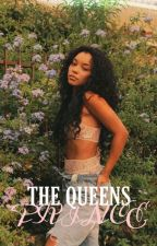 The Queens prince (ON HOLD) by -BADSIS-