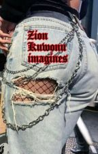 Zion Kuwonu imagines  by malibunightsx