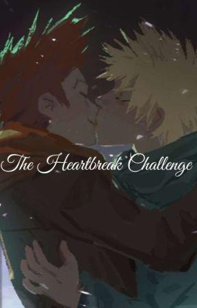 [KiriBaku] The Heartbreak Challenge by SweetsnSketches
