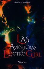 LAS AVENTURAS DE ELECTROGIRL (#LosCookieAwards) by JT200_03