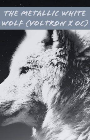 The Metallic White Wolf (Voltron x OC) by TheEmoBlueWolf