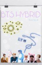 BTS HYBRID//AU by BLANK_TAE_4D