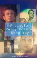 A Little Party Goes a Long Way  by stxrspxngled