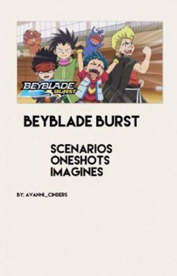 Beyblade Burst {Boyfriend x Reader}