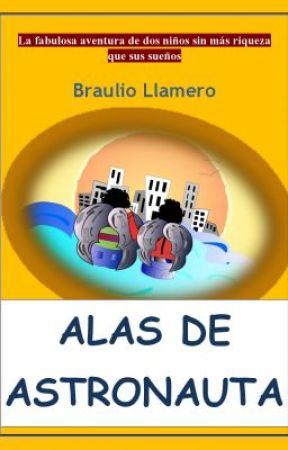 ALAS DE ASTRONAUTA by bllameroc