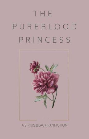 The Pureblood Princess   Sirius Black by marauder-love