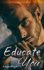 Educate You - Teacher X Student by XSparxFlyX