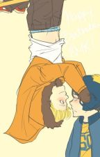 Love is Love (My first South Park Crenny Yaoi fan fiction) by crimson_pain666