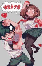 Izuku's symbiotic love life by Young_Azn