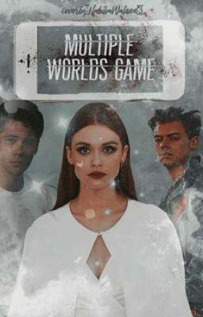 لعبة العوالم المتعددة  by HabibaWaleed3