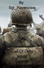 Call Of Duty WWII One-shots by Sgt_Ravenclaw