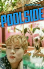Poolside |  (Jooheon OC) by ImagineYourBias