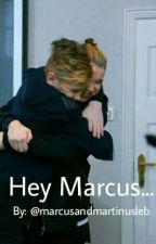 Hey Marcus... (Marcus And Martinus) by Marwazz