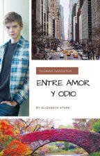 ENTRE AMOR Y ODIO   ( Thomas Sangster  Y  TU ) by Elizabeth_2841