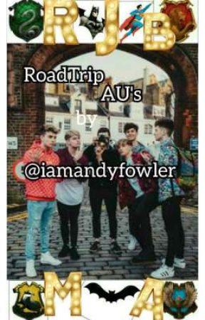 RoadTrip AU's  by jackdiffsduck