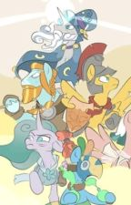(MLP) The Pillars x Reader [~One Shots~] by _CosmicBlizzard_