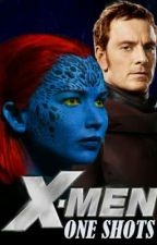 X-Men ⇉One Shots by -CEVAL-