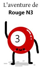 L'aventure de Rouge N°3 by Nesspine